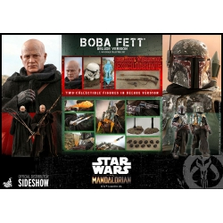 Hot Toys Star Wars The Mandalorian Action Figure 1/6 Boba Fett
