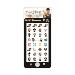Harry Potter: Kawaii Harry Potter Stickers 40-Pack