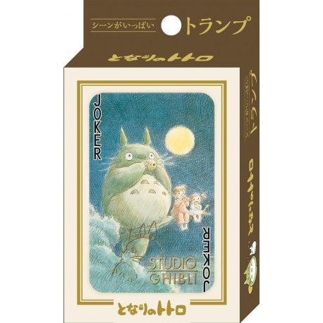 Studio Ghibli: My Neighbor Totoro Playing Cards