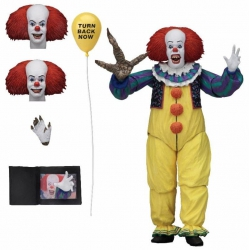 NECA IT 1990: Ultimate Pennywise 7 inch Action Figure (version