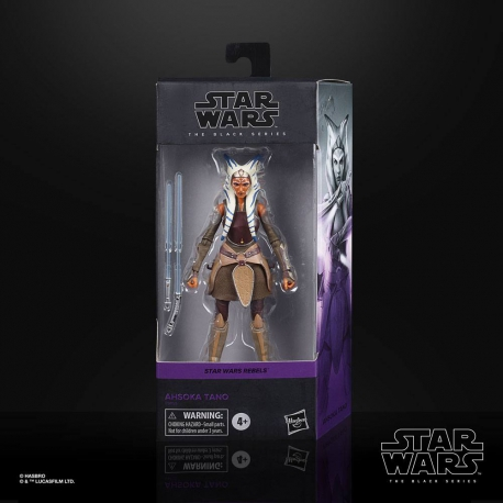 Star Wars Rebels Black Series Action Figure 2020 Ahsoka Tano 15