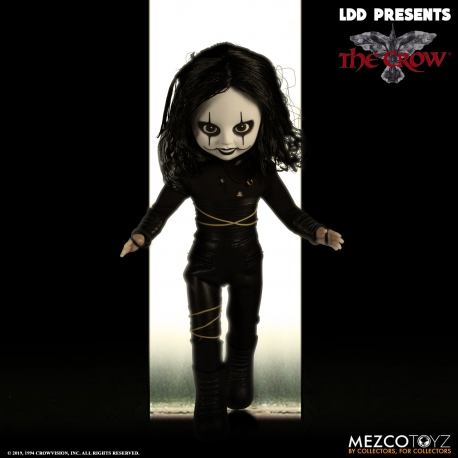 Living Dead Dolls The Crow 25 cm