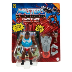 Masters of the Universe Origins Deluxe Action Figure 2021 Clamp