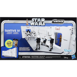 Star Wars Vintage Collection: Tantive IV Hallway with 1 Rebel