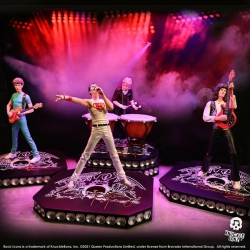 Rock Iconz: Queen set of 4 Statues 1:9
