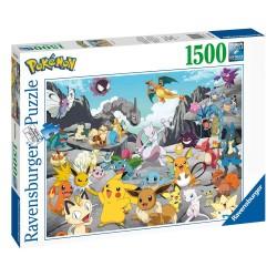 Ravensburger Pokémon Classics Puzzel (1500 stukjes)