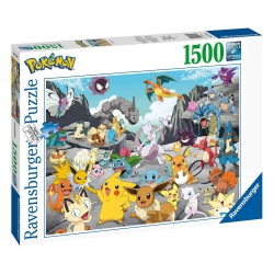 Ravensburger Pokémon Classics Puzzle (1500 pieces)