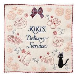 Studio Ghibli Kiki's Delivery Service Mini Towel 25 x 25 cm