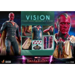 Hot Toys WandaVision Action Figure 1/6 Vision 31 cm