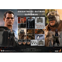 Hot Toys Zack Snyder's Justice League - Knightmare Batman and