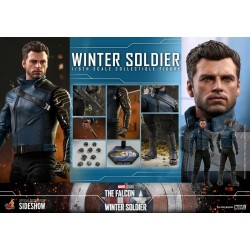 Hot Toys The Falcon and the Winter Soldier - Winter Soldier 1:6