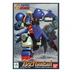 Gundam Model Kit Bolt (1/144) (Gundam Model Kits)