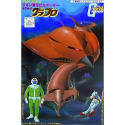 Gundam Model Kit Grublo 1/550 (Gundam Model Kits)