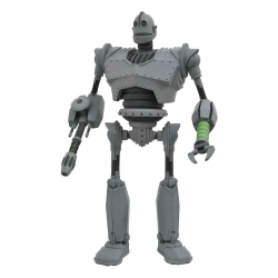The Iron Giant Select Action Figure Battle Mode Iron Giant 22 cm