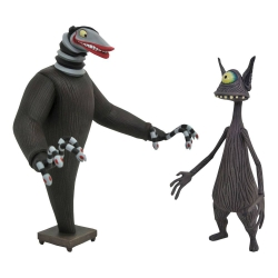 Nightmare before Christmas Action Figures 2-Pack Creature under