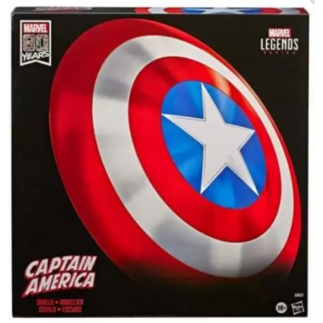 Marvel Legends Series Captain America Classic Shield