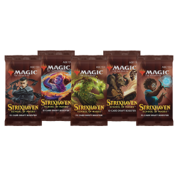 MTG Magic the Gathering: Strixhaven Draft booster (1 booster)