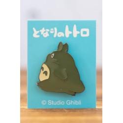 My Neighbor Totoro Pin Badge Big Totoro Walking 4cm