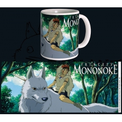Studio Ghibli Princess Mononoke Mug Mok