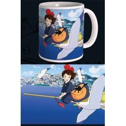Studio Ghibli Kiki's Delivery Service Mug Mok