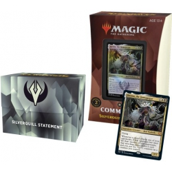 MTG Magic the Gathering Commander 2021 Strixhaven: Silverquill