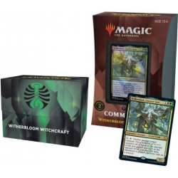 MTG Magic the Gathering Commander 2021 Strixhaven: Witherbloom