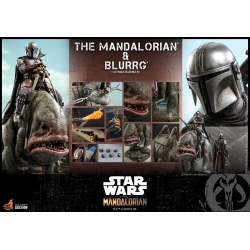 Hot Toys Star Wars The Mandalorian Action Figure 2-Pack 1/6 The