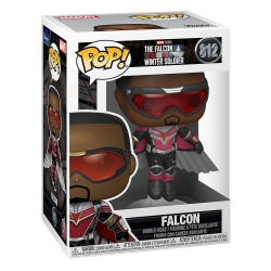 Funko Pop! Marvel: Falcon & The Winter Soldier: Falcon Flying