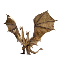 Godzilla: King of the Monsters Chou Gekizou Series PVC Statue