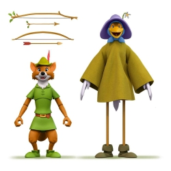 Robin Hood Disney Ultimates Action Figure Robin Hood Stork