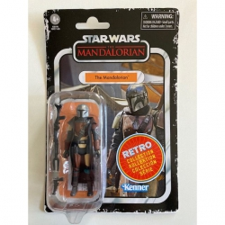 Star Wars The Mandalorian 3.75 The Retro Collection Kenner -