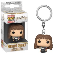 Funko Pop! Harry Potter: Hermione Hermelien Keychain 4cm