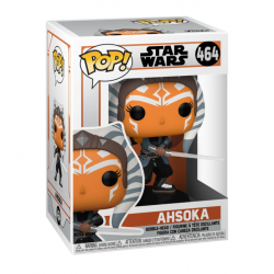 Funko Pop! Star Wars: The Mandalorian - Ahsoka