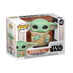 Funko Pop! Star Wars: The Mandalorian - Grogu with cookies