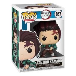 Funko Pop! Anime: Demon Slayer - Tanjiro Kamado