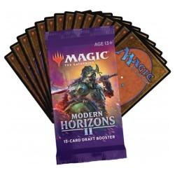 Draft Booster Modern Horizons 2 Magic: the Gathering 1 piece