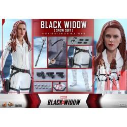 Hot Toys Black Widow Movie Masterpiece Action Figure 1/6 Black