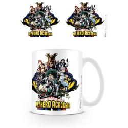 My Hero Academia: Character Burst Mug Mok