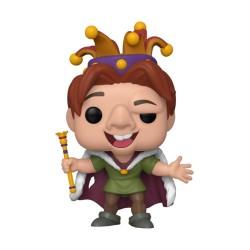 Funko Pop! Disney: Klokkenluider van de Notre Dame - Quasimodo (Fool)