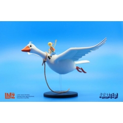The Wonderful Adventures of Nils Animated! Statue Nils