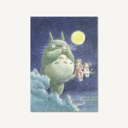 Studio Ghibli - My Neighbor Totoro Flexibound Journal