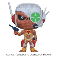 Funko Pop! Rocks: Iron Maiden - Iron Maiden Skeleton Eddie