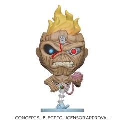 Funko Pop! Rocks: Iron Maiden - Somewhere in Time Eddie