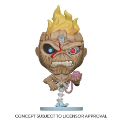Funko Pop! Rocks: Iron Maiden - Seventh Son of a Seventh Son
