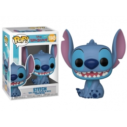 Funko Pop! Disney: Lilo and Stitch - Smiling Seated Stitch
