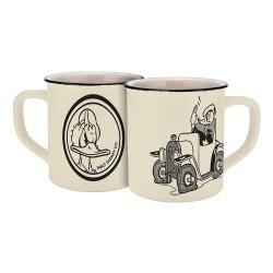 Disney: Donald In Car Mug