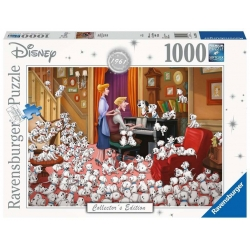 Ravensburger Disney Puzzle: Sleeping Beauty Collector's Edition (1000 pieces)