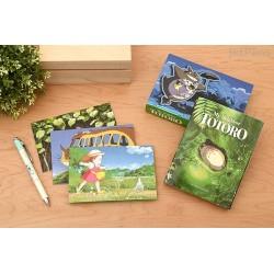 Studio Ghibli: My Neighbor Totoro 30 Postcards
