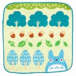 Studio Ghibli: My Neighbor Totoro Mini Towel Blue Trees and