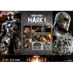 Hot Toys Marvel: Iron Man Mark I 1:6 Scale Figure